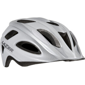 Lazer Beam Casque, white